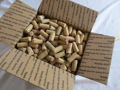 300 WINE CORKS variety of brands - USED - FREE shipping via USPS Priority Mail