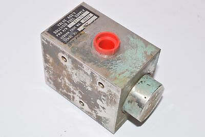 Valve Assembly Solenoid Fuel Supply,647075, 26274