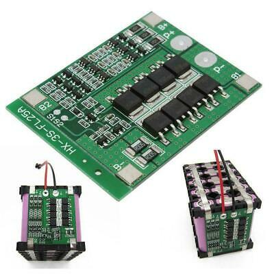 25A 12V Battery PCM Charger Battery BMS Protection With Balan Board Circuit A6S4