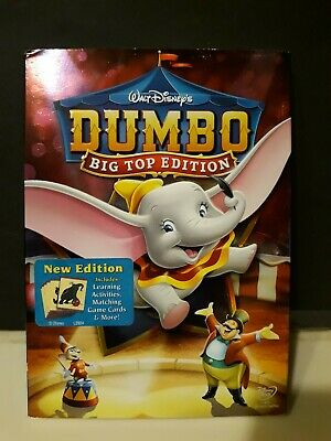 Dumbo (DVD, 2006, Big Top Edition) Brand New FACTORY SEALED WITH SLIPCOVER