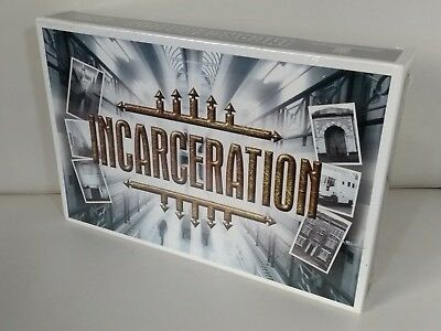 Incarceration The Board Game Have you got what it takes to survive prison?