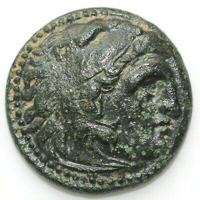 KINGS OF MACEDON. Alexander III 'the Great' (336-323 BC). Ae Unit. Uncertain min
