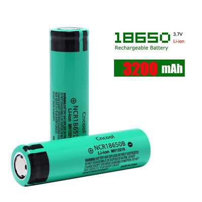 ZNTER New real capacitance 18650 battery 3.7V 3200mAh rechargeable liion