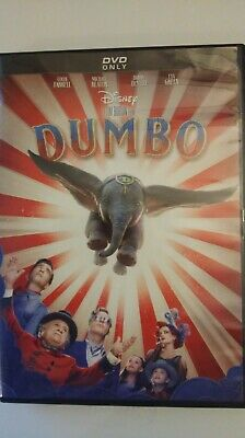 Dumbo Tim Burton DVD, LICENSED! Only Watched Once!
