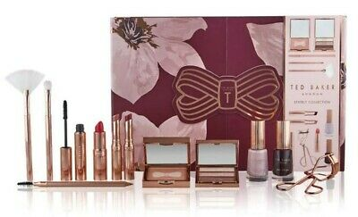 TED BAKER Stately Collection Luxury Makeup GIFT SET For Her NEW