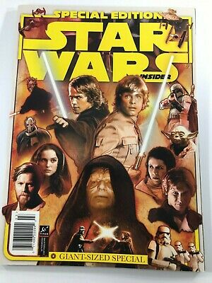 Star Wars Insider 2012 Special Edition Magazine 145 pages NO STOCK PHOTOS!