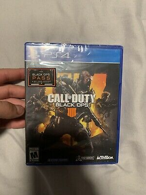 Call of Duty: Black Ops 4 - PlayStation 4 BRAND NEW