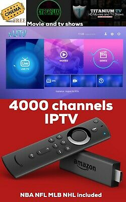 JAILBROKEN AMAZON FIRE Stick HD Kodi18 2 Fully Loaded