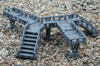 BATTLE MAT: INFINITY Inc - sci-fi industrial terrain for wargames