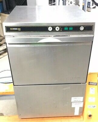 HOBART ECOMAX 500 Under Counter Dishwasher