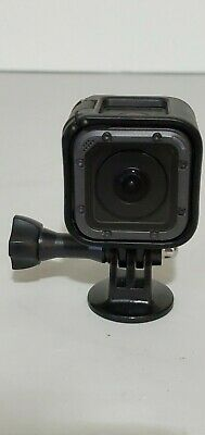 GoPro Hero5 Session Camera Black Pre-owned 64gb sd w case Tested Water Proof