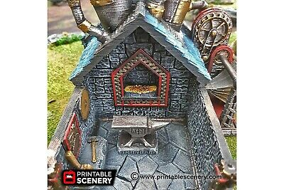 RUINED CHATEAU 28mm Tabletop Games Dwarven Forge D&D Terrain