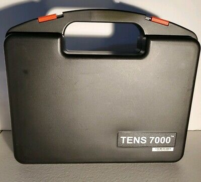 NEW TENS 7000 Digital Back Pain Relief System Unit OTC -  *4 Extra Pads Included