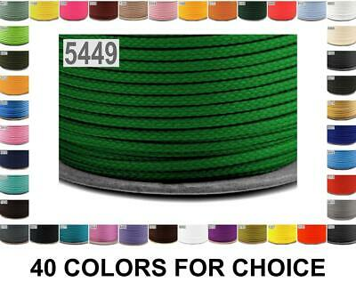 50m Polyester Cord Ø2mm Cord Cord Cord Cords And Strings Haberdashery
