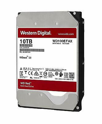 """Western Digital WD RED 10TB 3.5"""" SATA Internal NAS Hard Drive - $441 WITH COUPON"""