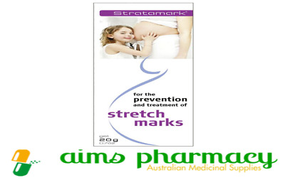 Stratamark Stretch Marks Prevention and Treatment 20G
