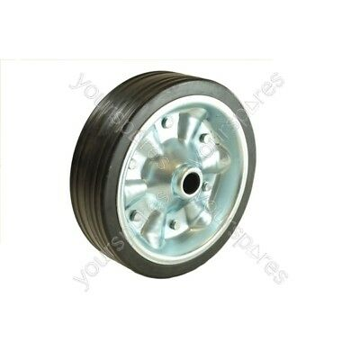 Maypole Jockey Wheel Spare Wheel  - Solid Tyre - For MP9741 & MP9743