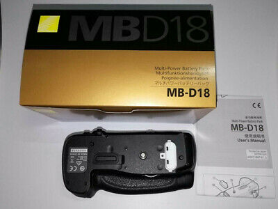 NEW Battery Grip for Nikon MB-D18 FOR D850 Shipped With Tracking Number