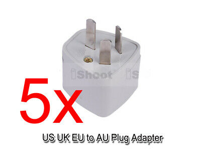 2 US United States UK EU- AU Australia NZ CN Power Plug Adapter Travel Converter