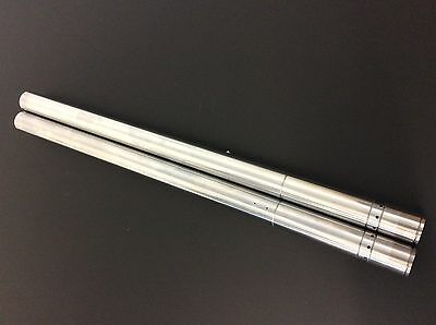 New Suzuki Gt750 J K Fork Stanchions x2 72/73 Kettle Water Buffalo Leg Tubes