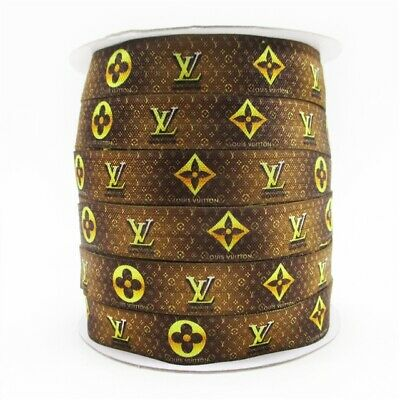 "Fold Over Elastic Fashion Brand #1 5/8"" 16mm (1m, 2m, 5m)"