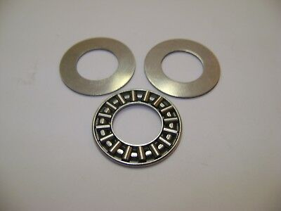 """Nta815 Thrust Needle Roller Bearing With Two Washers 1/2"""" X 59/64"""" X 5/64"""""""