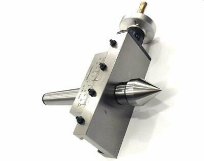 Taper Turning Attachment With Dead Center For Lathe -Metric (Morse Taper 2Mt)