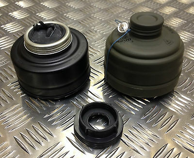 Genuine Gas Mask Filter / Canister Adaptor From 40mm Thread to 60mm - NEW