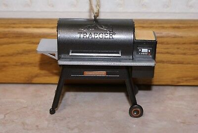 6519eec1283 Traeger Grill TIMBERLINE 1300 ORNAMENT for Christmas tree~BBQ Pellet