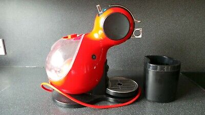 Nescafe Krups Dolce Gusto Melody 3 Coffee Machine - Red