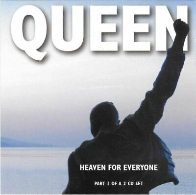 QUEEN heaven for everyone (CD, single, CD1, 1995) pop rock, very good condition,