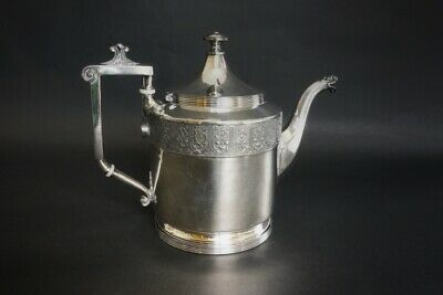 Vintage Reed & Barton Silver Plate Edwardian/Art Nouveau Tea Pot Coffee Pot 2940