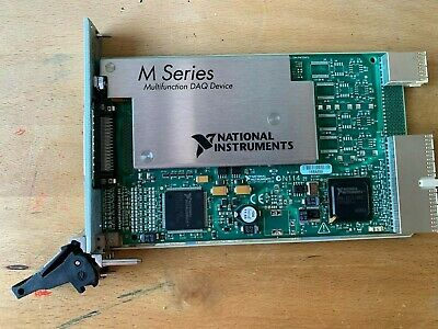 National Instruments NI PXI-6250 PXI Multifunction I/O Module