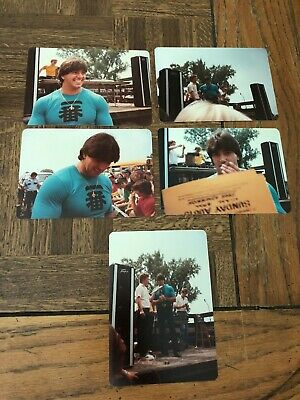 WWE WWF ECW Wrestling Vintage Photos And Negatives Lot 100+ Candid