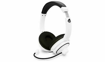 Official Licensed Pro4-40 Stereo Gaming Headset Ps4 - White