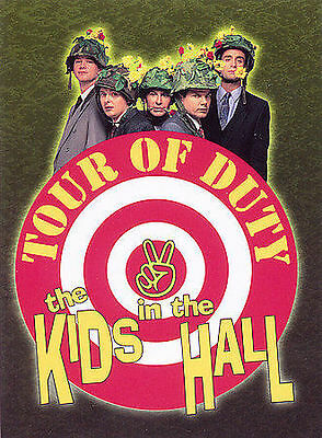 The Kids in the Hall - Tour of Duty DVD, 2002.