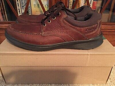 CLARKS MEN/'S COTRELL STYLE  TOBACCO LEATHER 31564