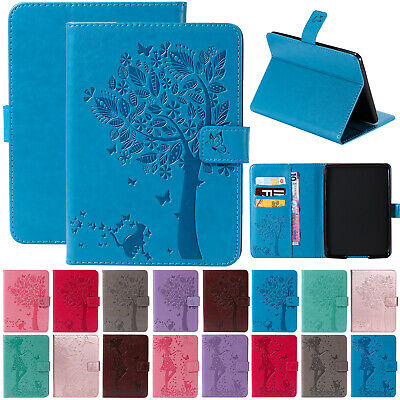 For Kindle Paperwhite 1 2 3 4 10th Gen 2018 Case Leather Flip Stand Wallet Cover
