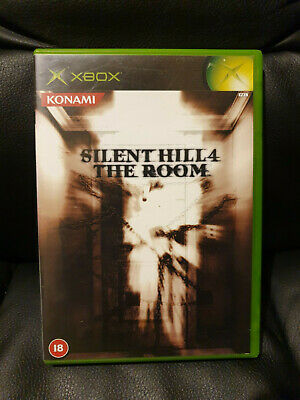 Silent Hill 4: The Room XBOX 2004