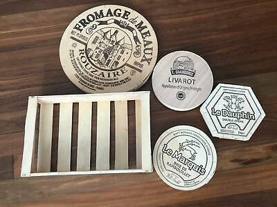 Assorted French Cheese Boxes