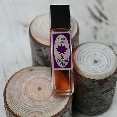 Spiritual Sky Perfume Oil 8.5ml - MUSK ROSE