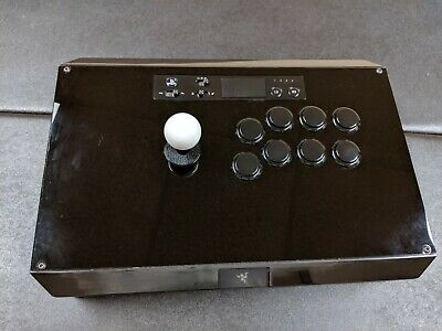 RAZER PANTHERA ARCADE Stick Fully Mod-Capable Fight Stick Controller