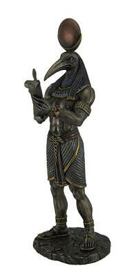 Ancient Egyptian God Of Wisdom Thoth Statue Resin Gift Decor Figure Sculpture