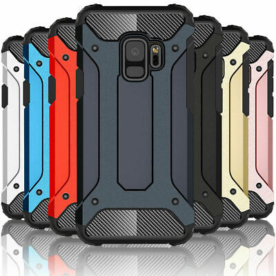 For Samsung Galaxy S7 EDGE Hybrid Armor Shockproof Rugged Bumper Case Cover