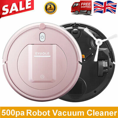 Eyugle Auto Sweeping Vacuum Robot Cleaner 500pa Suction 3 Cleaning mode Machine