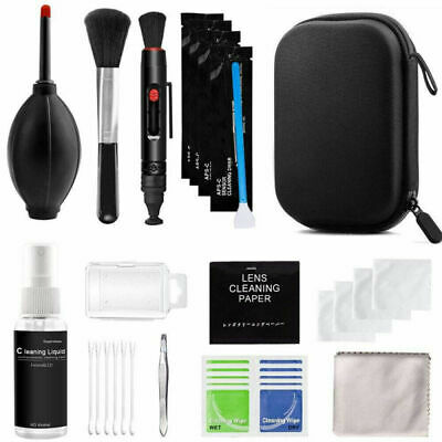 Professional DSLR Camera Lens Cleaning Kit For Sony Nikon Canon Panasonic W5G1Y
