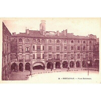 [82] Montauban - Place Nationale.