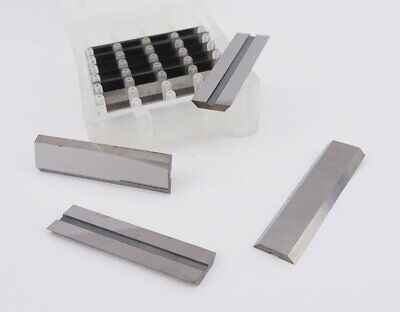 30 x 8 x 1.52mm Reversible Knives Solid Carbide Replacement Tips to suit LEITZ