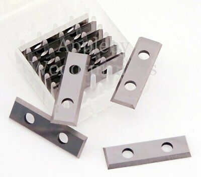29.5mm Reversible Knives Solid Carbide Replacement Tips to suit LEUCO 180821