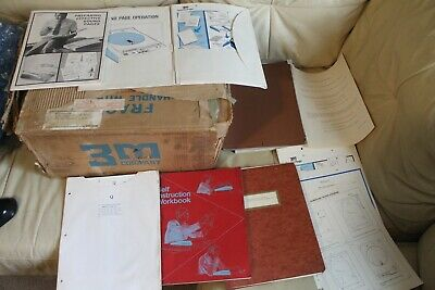 Rare, Vintage  3M Sound Page model 627AA  {Ricoh Synchrofax}, System, Computer,